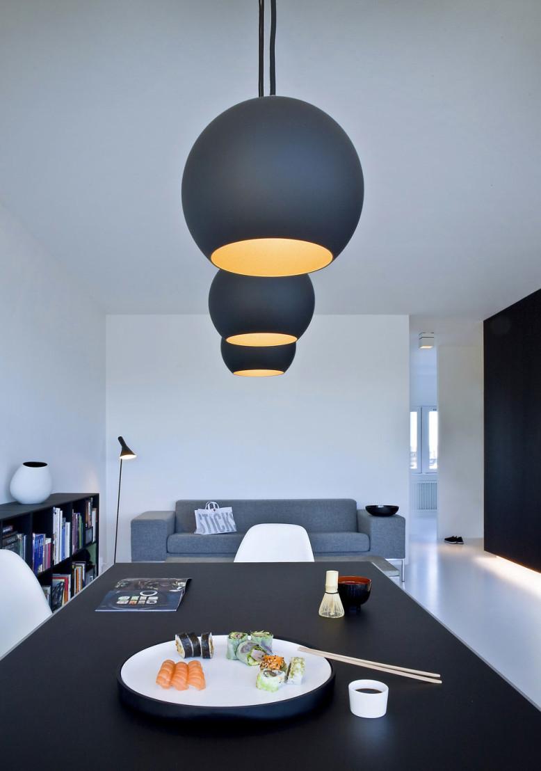 Copenhagen Penthouse II by Norm Architects