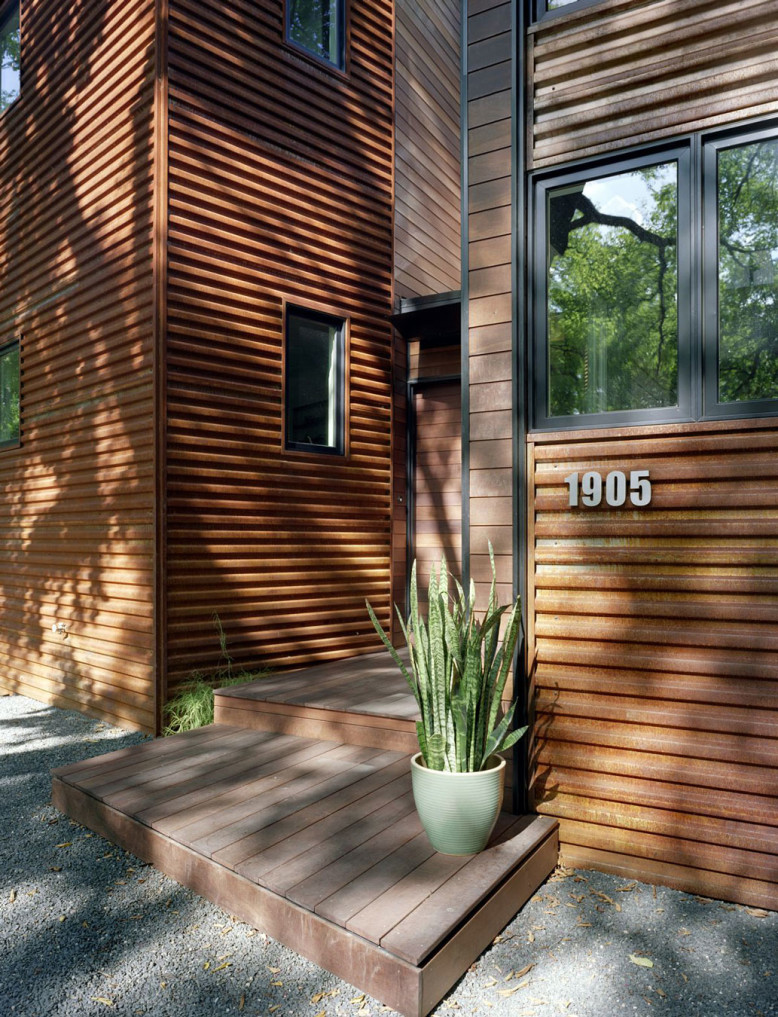Eva Street Residence by Chris Cobb Office of Architecture