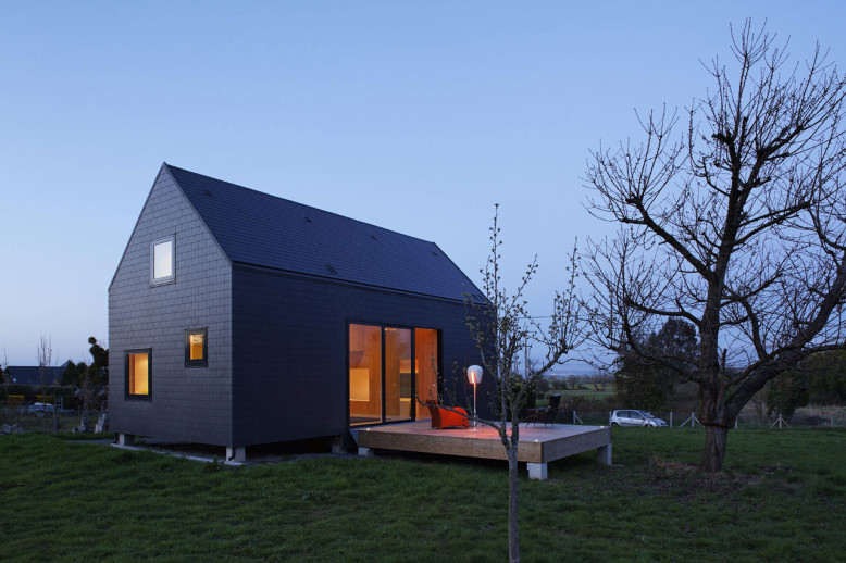 G house by Lode Architecture