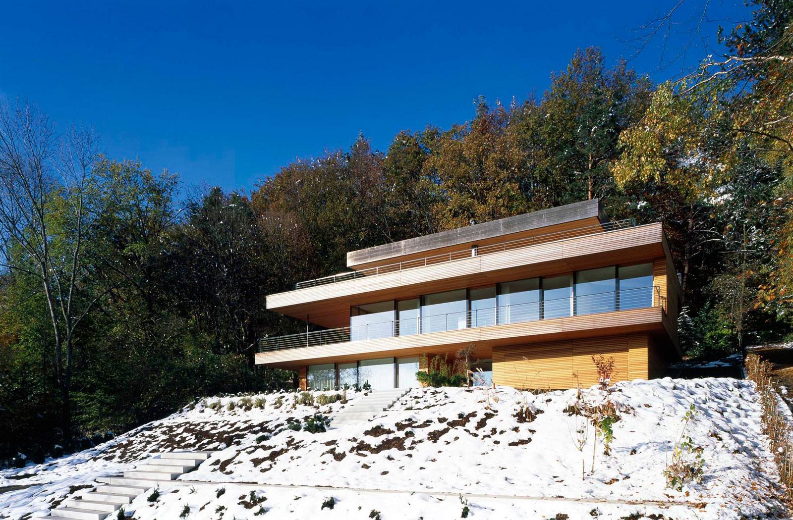House heilbronn by k m architektur homedezen for Designhotel heilbronn