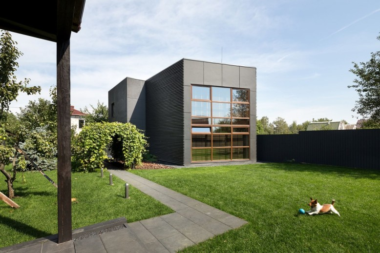 Jack's House by Sergey Makhno