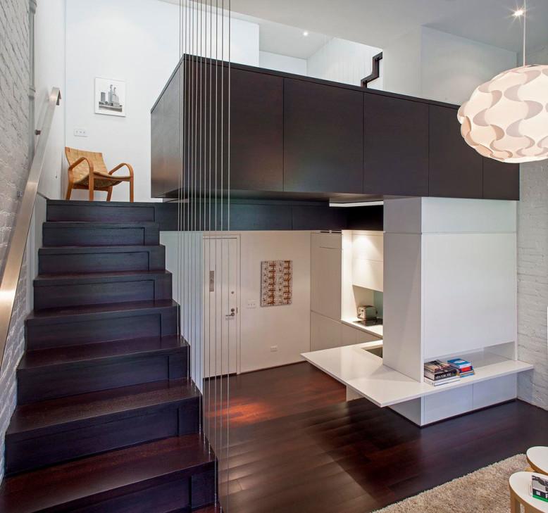 Tiny Penthouse by Specht Harpman