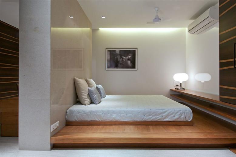 Mumbai Penthouse by Rajiv Saini
