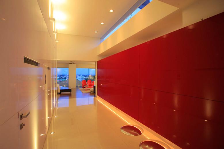 PPDG Penthouse by Hernandez Silva Arquitectos
