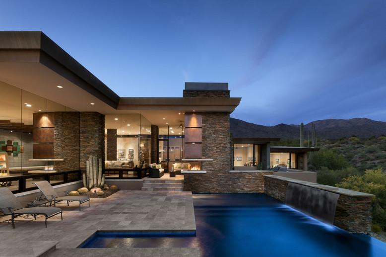 Luxury home in Arizona by Tate Studio Architects