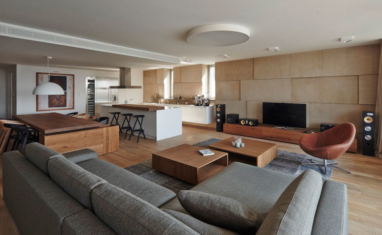 Riverpark Apartment by BEEF