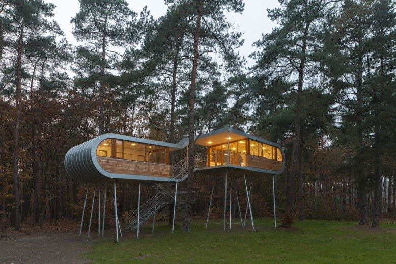 Amazing house in Belgium
