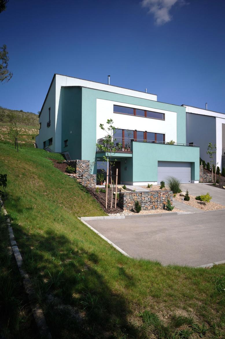 Villa in Židlochovice by ARCHIX s.r.o.