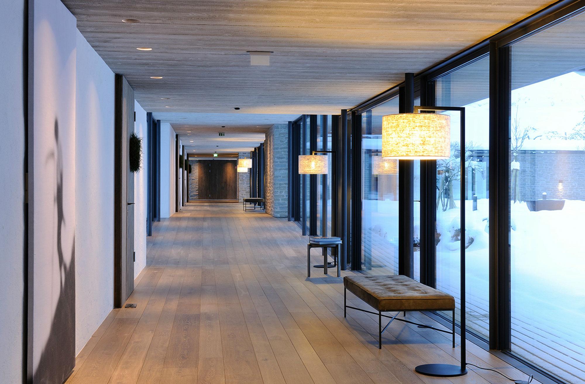 Wiesergut by gogl architekten homedezen for Designhotel salzburg
