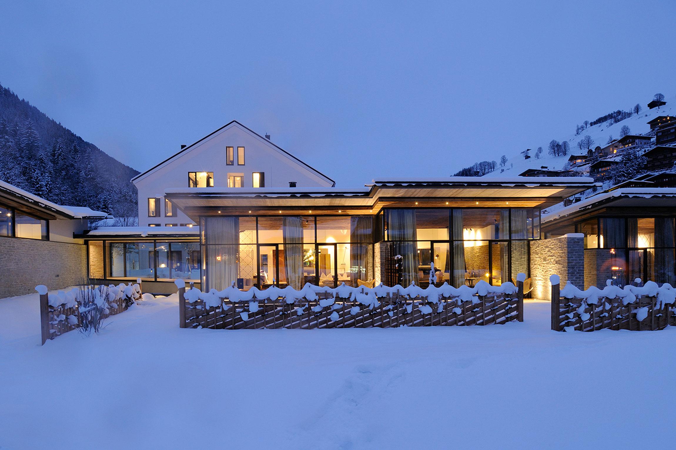 Wiesergut By Gogl Architekten Homedezen