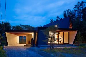 Yatsugatake Villa by MDS