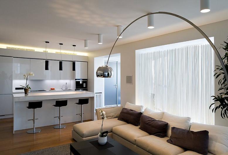 Stylish Interior by Alexey Nikolashin
