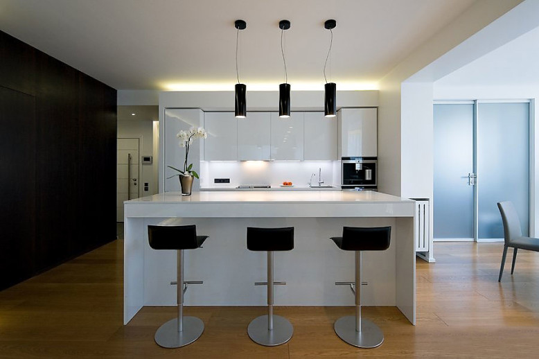 Stylish Apartment by Alexey Nikolashin