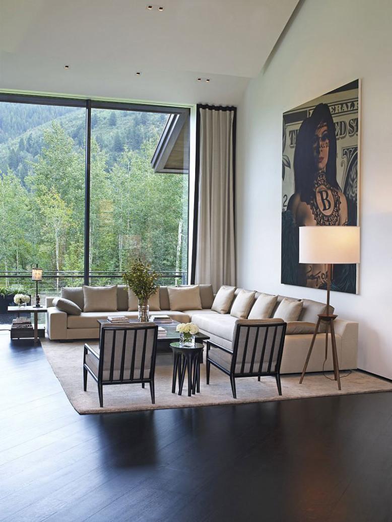 Aspen art house by stonefox design homedezen for Aspen house