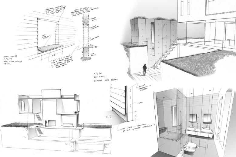 Modern House by Grzywinski+Pons