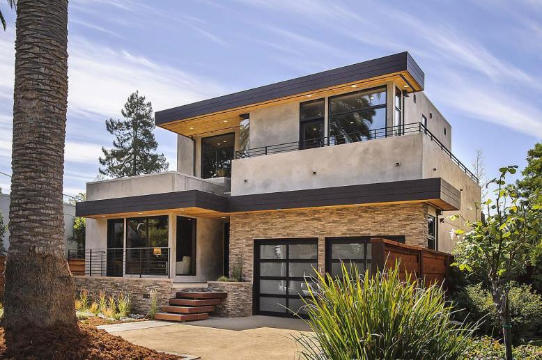Modern Home in Burlingame, California