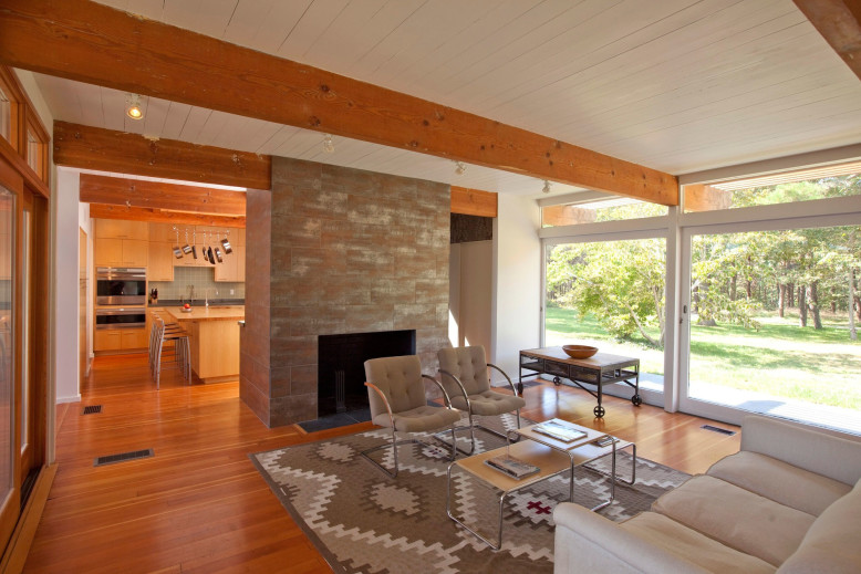 Modern House Addition by Hammer Architects