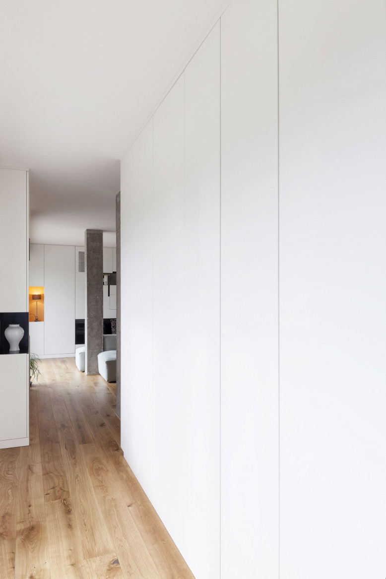 A modern apartment in Italy