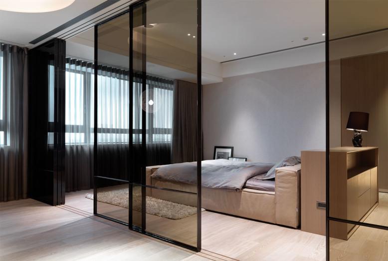 Sleek Apartment by KCD Design Studio
