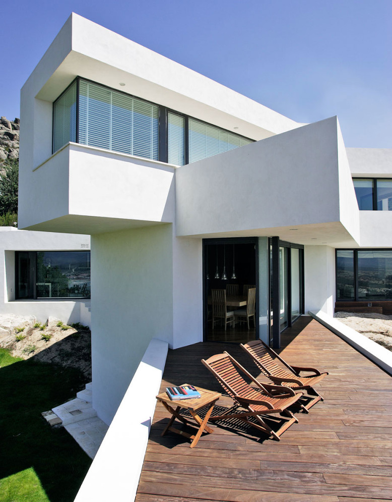 El Viento by Otto Medem Arquitectura