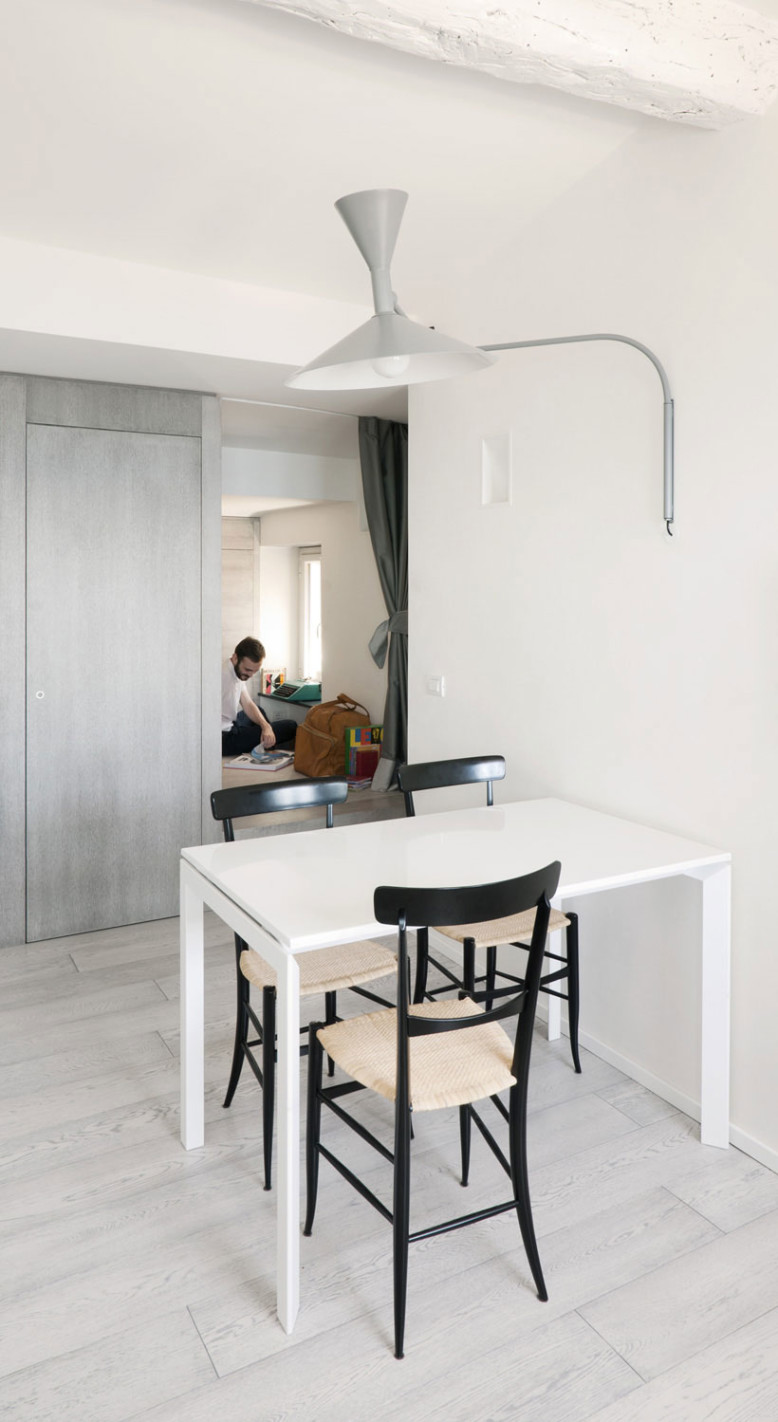 Small Apartment in Italy