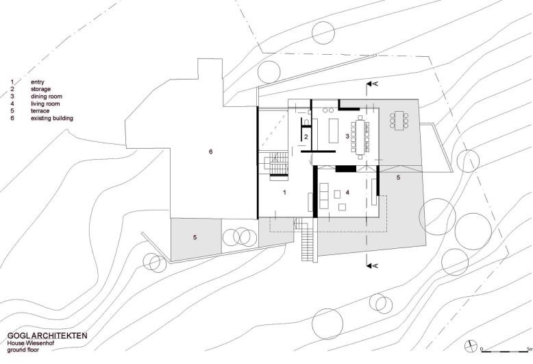 Alpine Refuge by Gogl Architekten