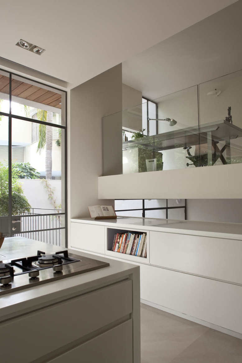 Two storey modern home in Israel