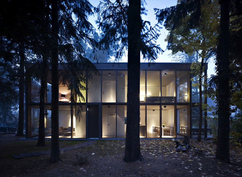 Minimum House by Scheidt Kasprusch Architekten
