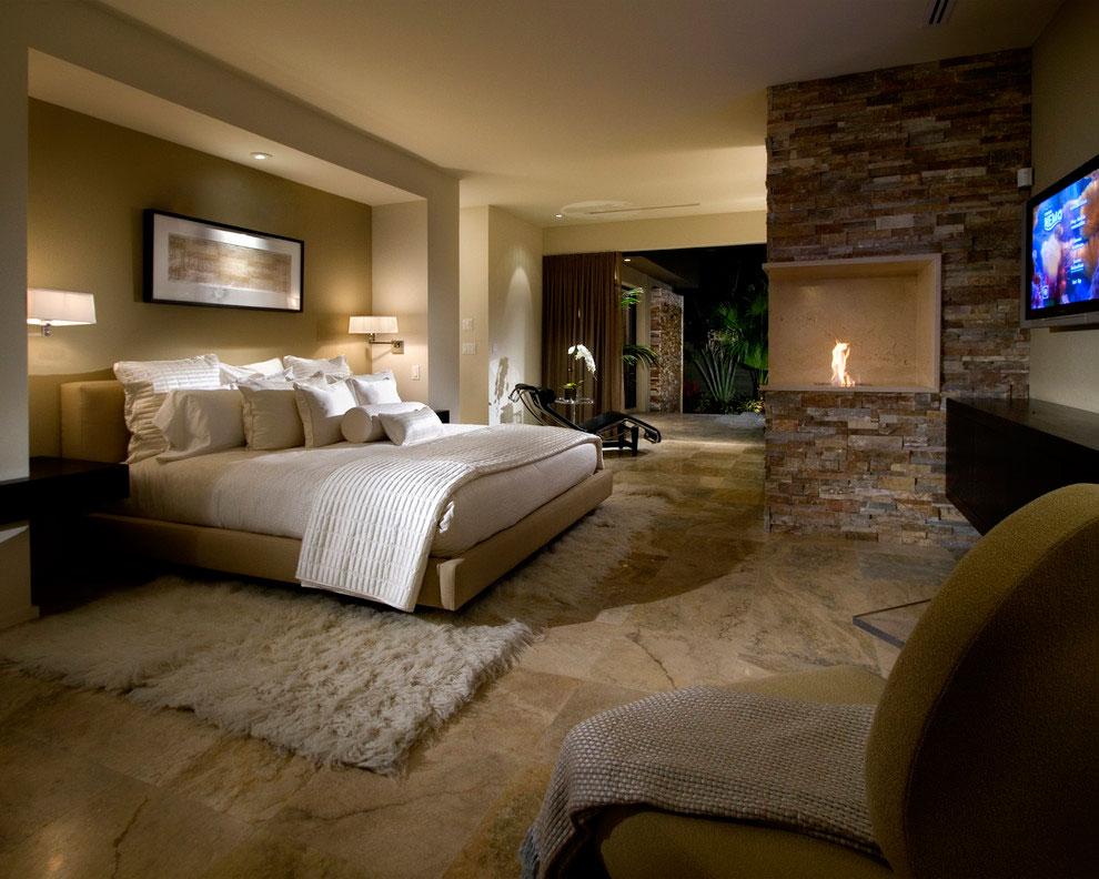 Фото дизайна спальни дома