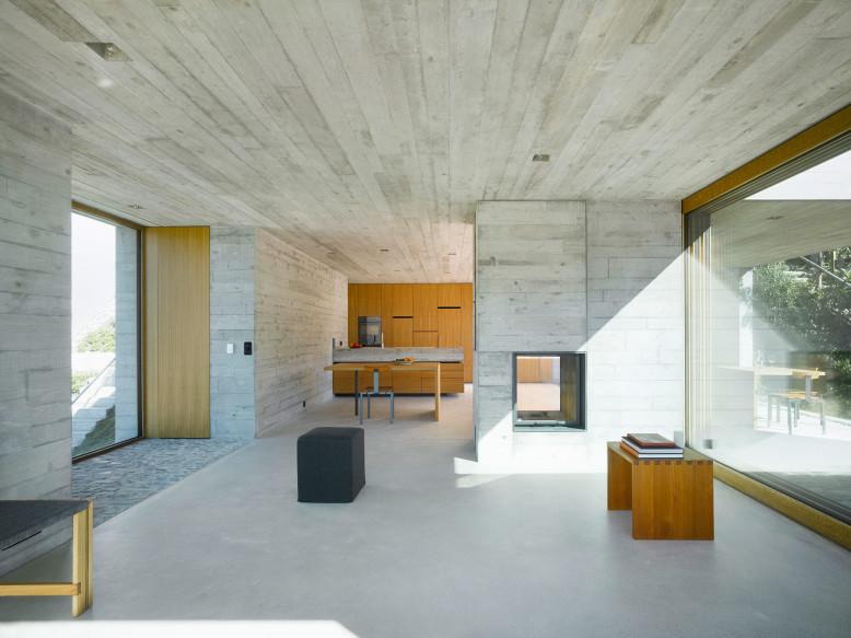 Modern Home by Wespi de Meuron Architekten