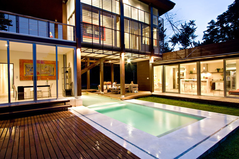 Tropical home in Playa Grande, Costa Rica