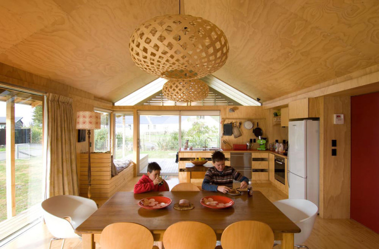 House by Parsonson Architects