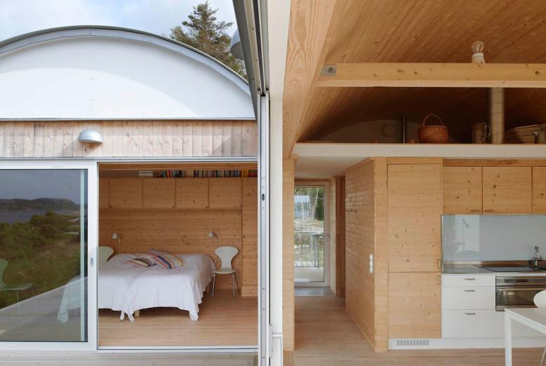 Vacation Houses in Slavik by Mats Fahlander