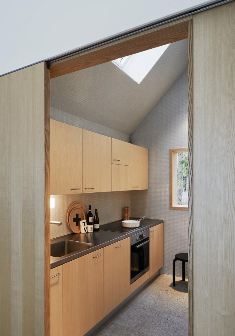 Summerhouse Lagn 246 By Tham Amp Videg 229 Rd Arkitekter Homedezen
