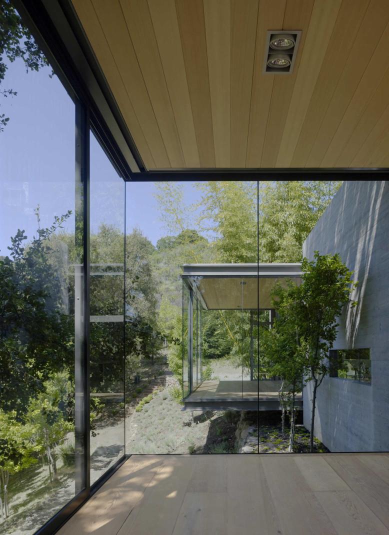Tea Houses By Swatt Miers Architects Homedezen