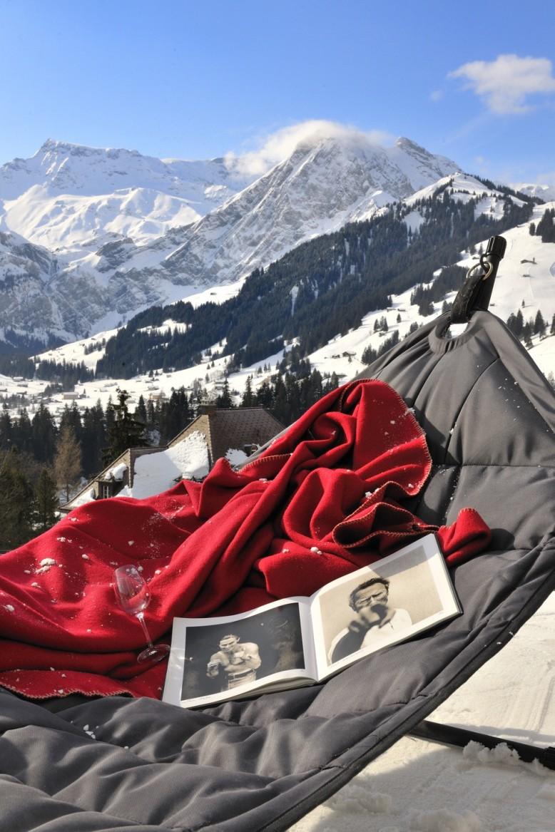 Luxurious Hotel in Switzerland