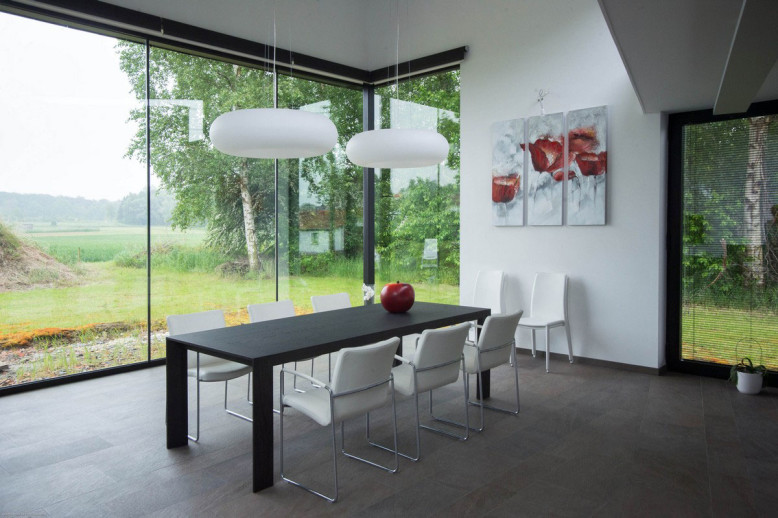 Stylish house in Belgium
