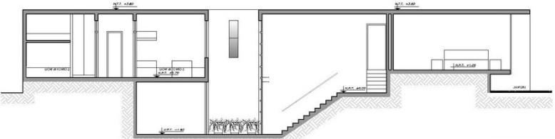 Modern House by Gomez de la Torre & Guerrero Arquitectos