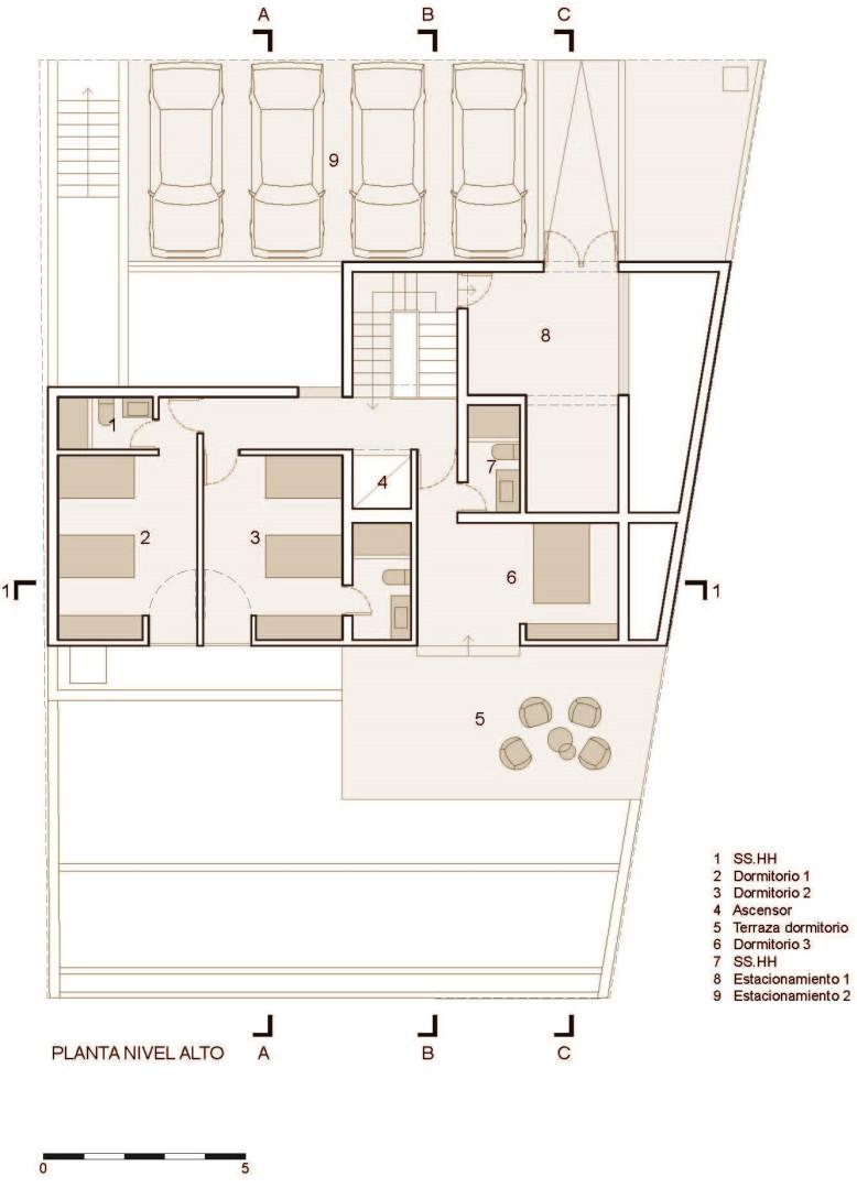 Elegant House by TDC