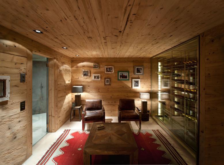 Modern Chalet by Ardesia Design