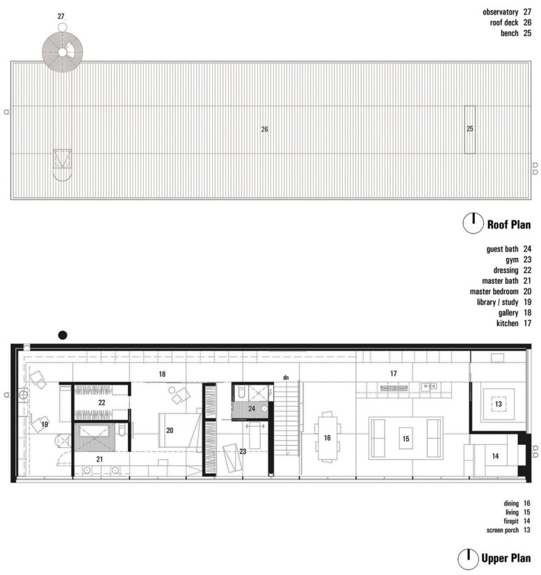 A simple 5,000 square foot box