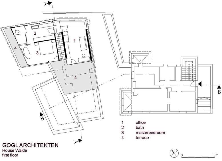 Contemporary House by Gogl Architekten