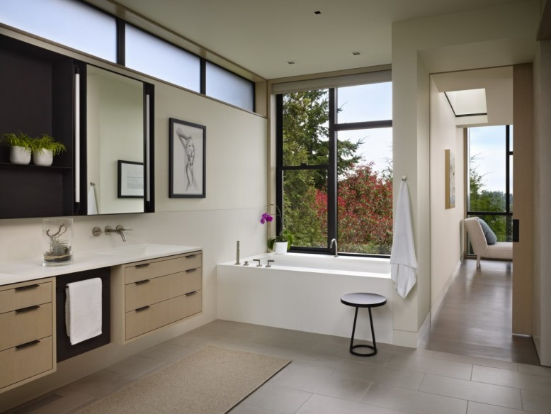 Contemporary House by DeForest Architects