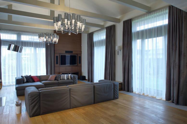 Modern Interior in Poland by Roland Stanczyk & APA Kuryłowicz