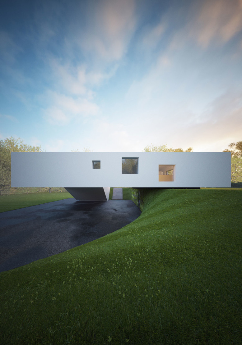 House Hafner by Hornung and Jacobi Architecture