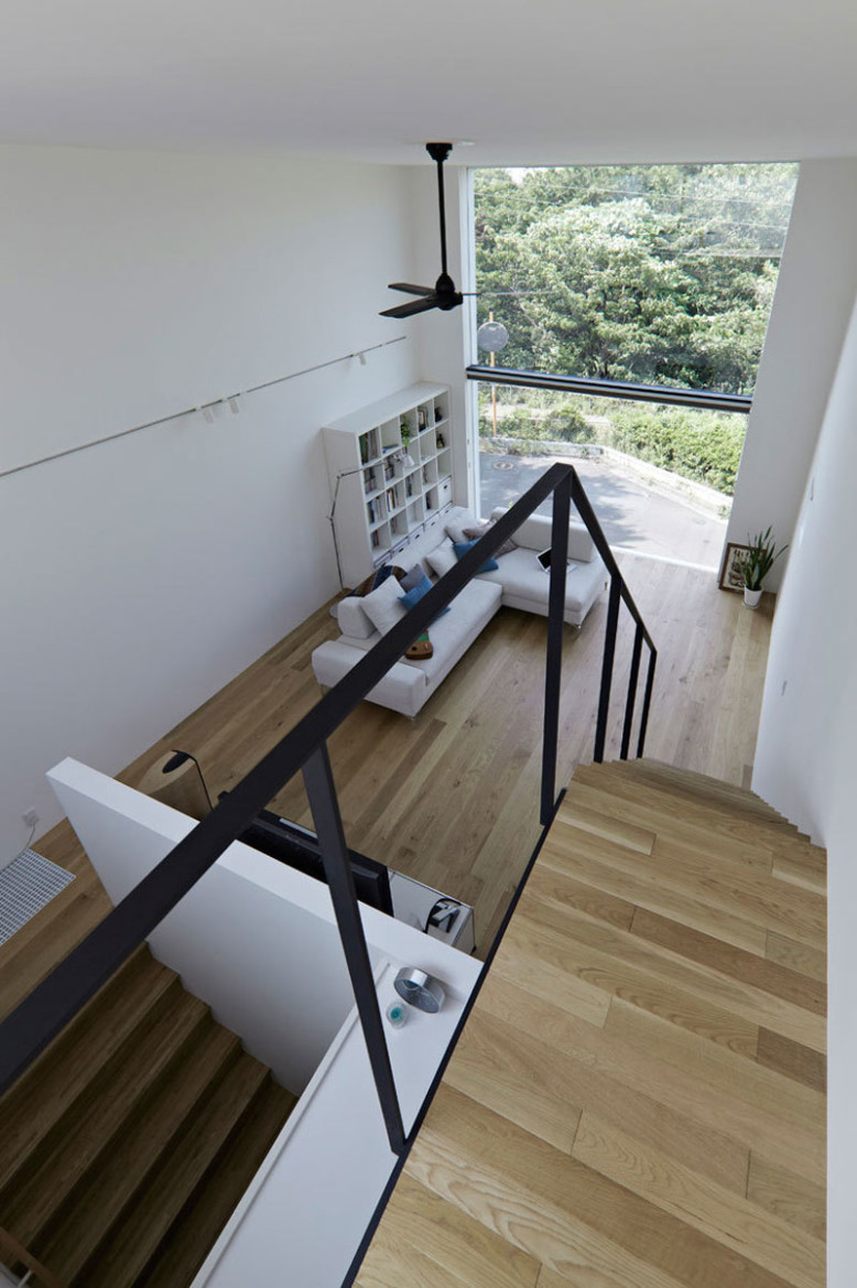 Minimalist House in Japan
