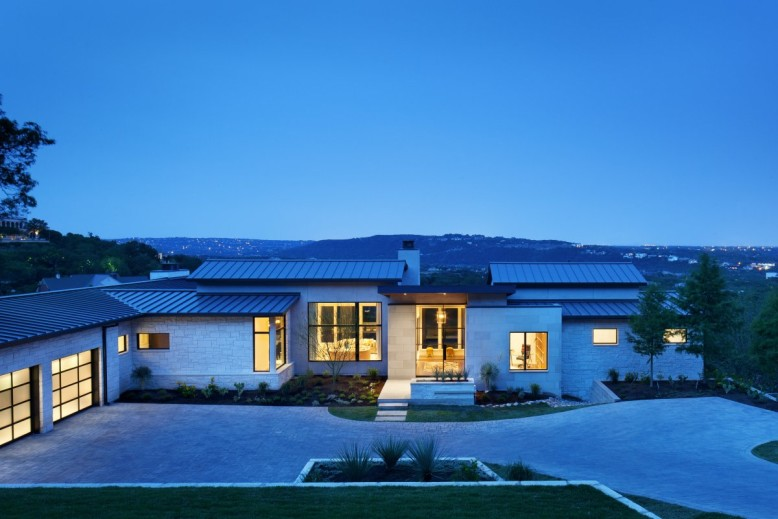 House on the Hill by James D LaRue Architecture Design-01