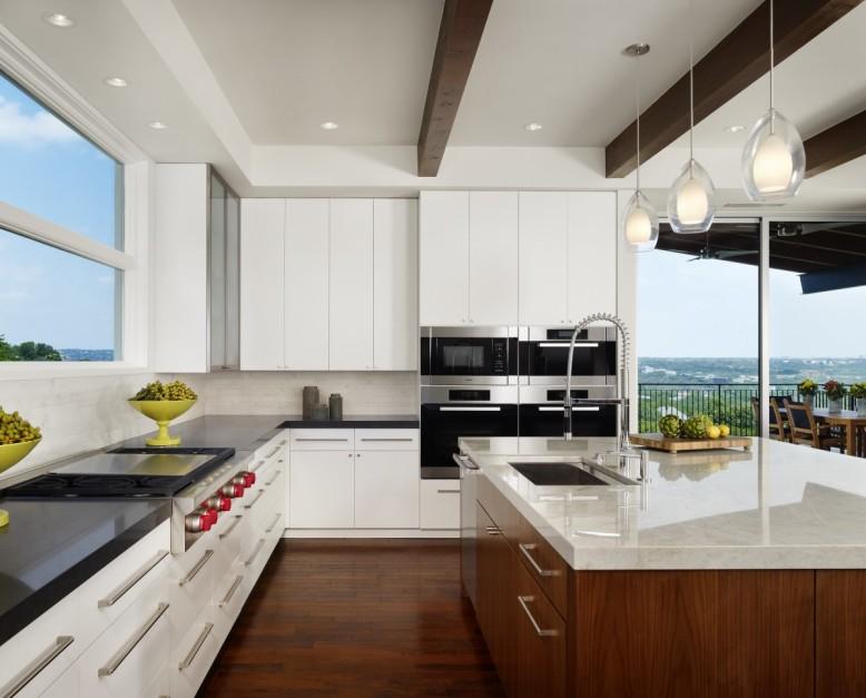 Modern House by James D LaRue Architecture Design