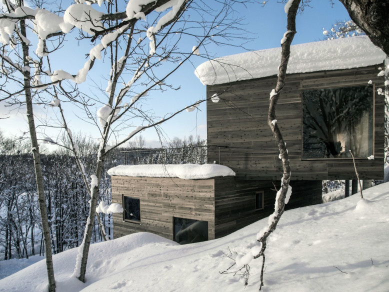 Private Holiday Residence in Japan