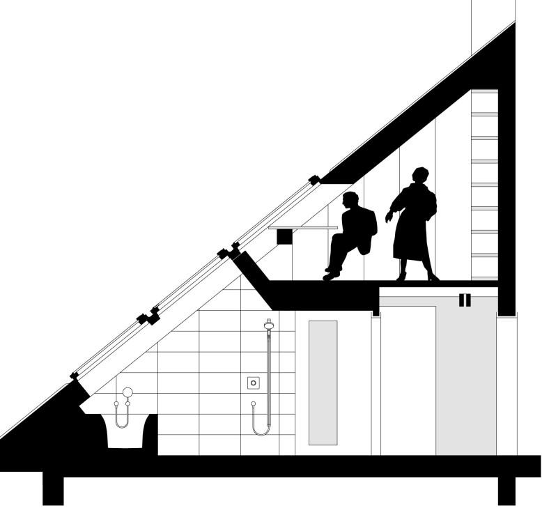 Loft on Terronská by Dalibor Hlaváček